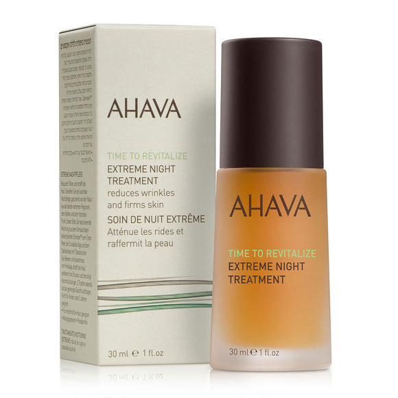 AHAVA Extreme Night Treatment 30ml