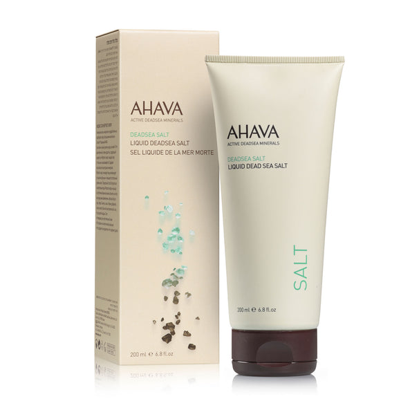 AHAVA Liquid Dead Sea Salt 100ml