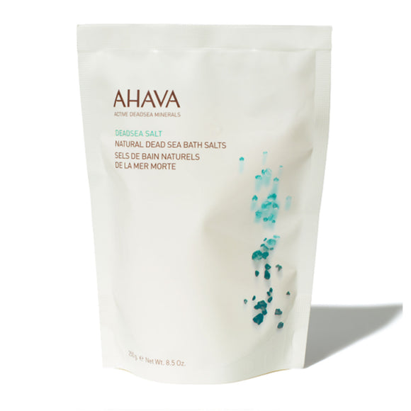 AHAVA Natural Dead Sea Bath Salts 250g