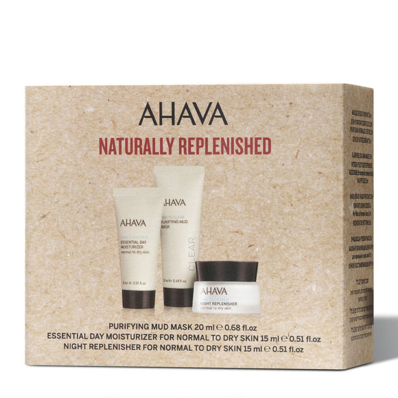 AHAVA Naturally Replenished