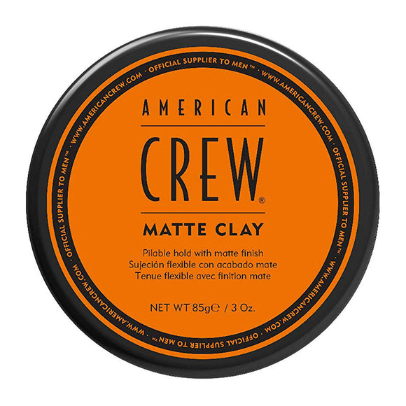 American Crew Matte Clay 85g