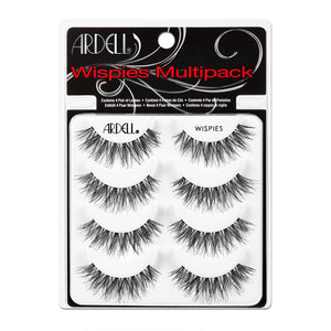 Ardell Wispies Multipack Lashes x 4