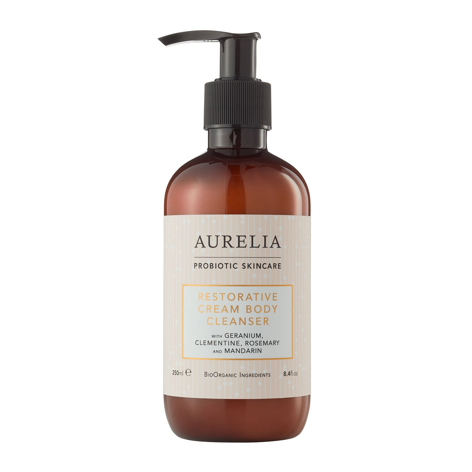 Aurelia Restorative Cream Body Cleanser 250ml