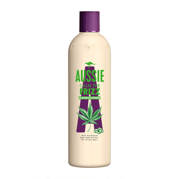 Aussie Hemp Conditioner 400ml