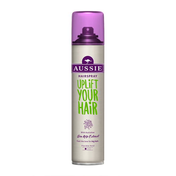 Aussie Uplift Your Hair Hairspray 250ml