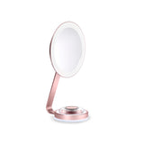 BaByliss Rose Gold Beauty Mirror