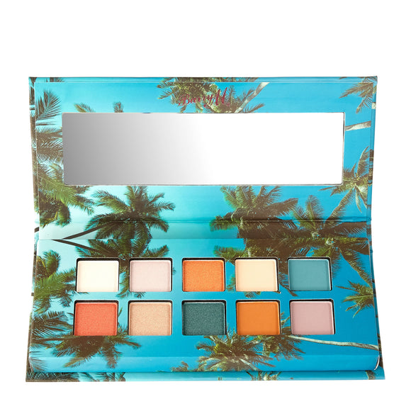 Barry M Island Hopper Eyeshadow Palette 7g