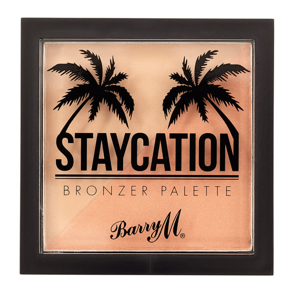 Barry M Staycation Bronzer Palette 11g