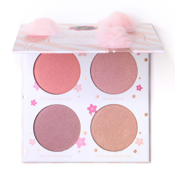 Beauty Bakerie Cotton Candy Champagne Blush Palette 14g