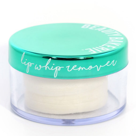 Beauty Bakerie Lip Whip Remover 50 Wipes