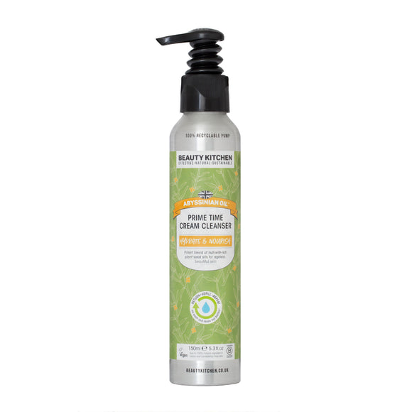 Beauty Kitchen Abyssinian Oil Cream Cleanser 150ml