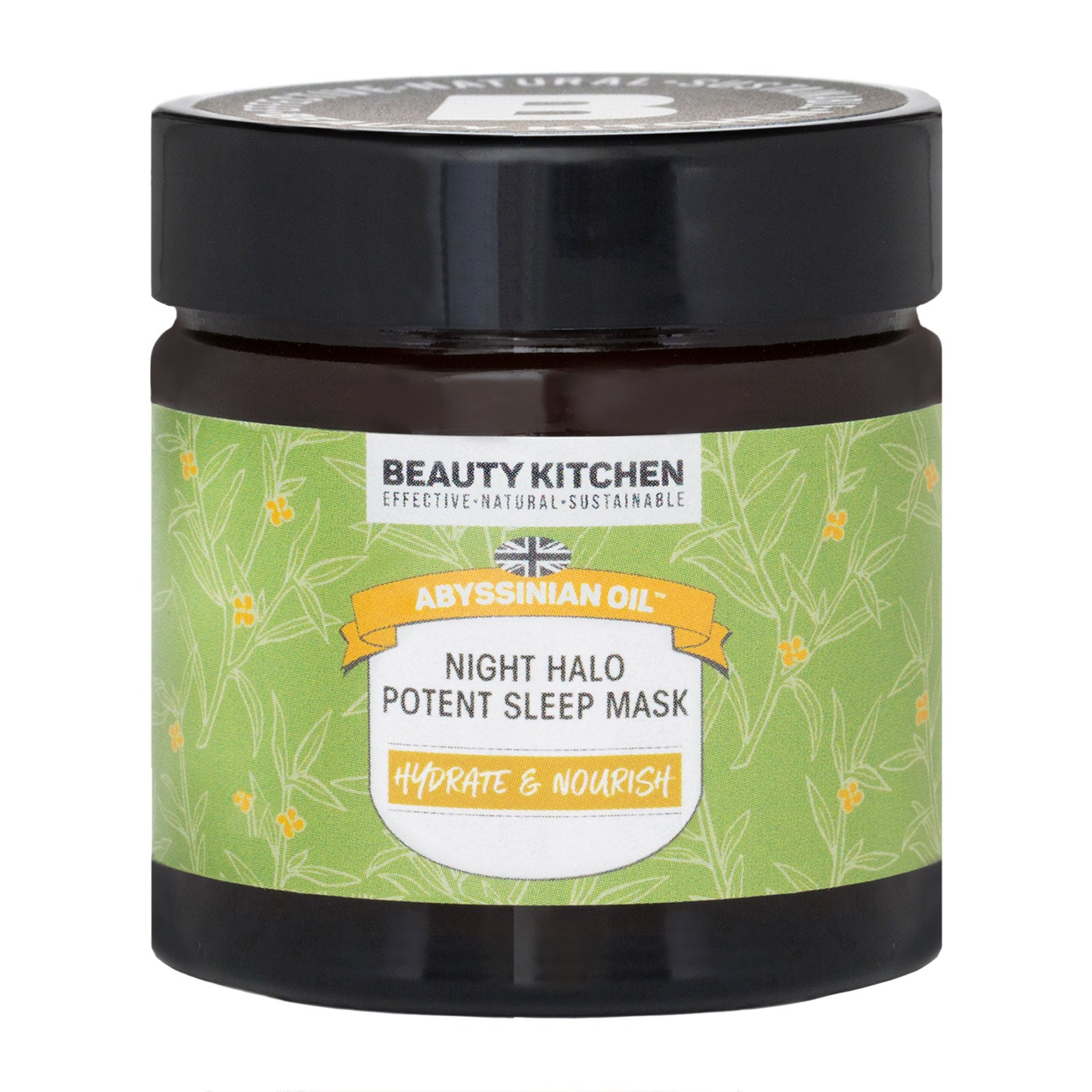 Beauty Kitchen Abyssinian Oil Night Halo Potent Sleep Mask 60ml