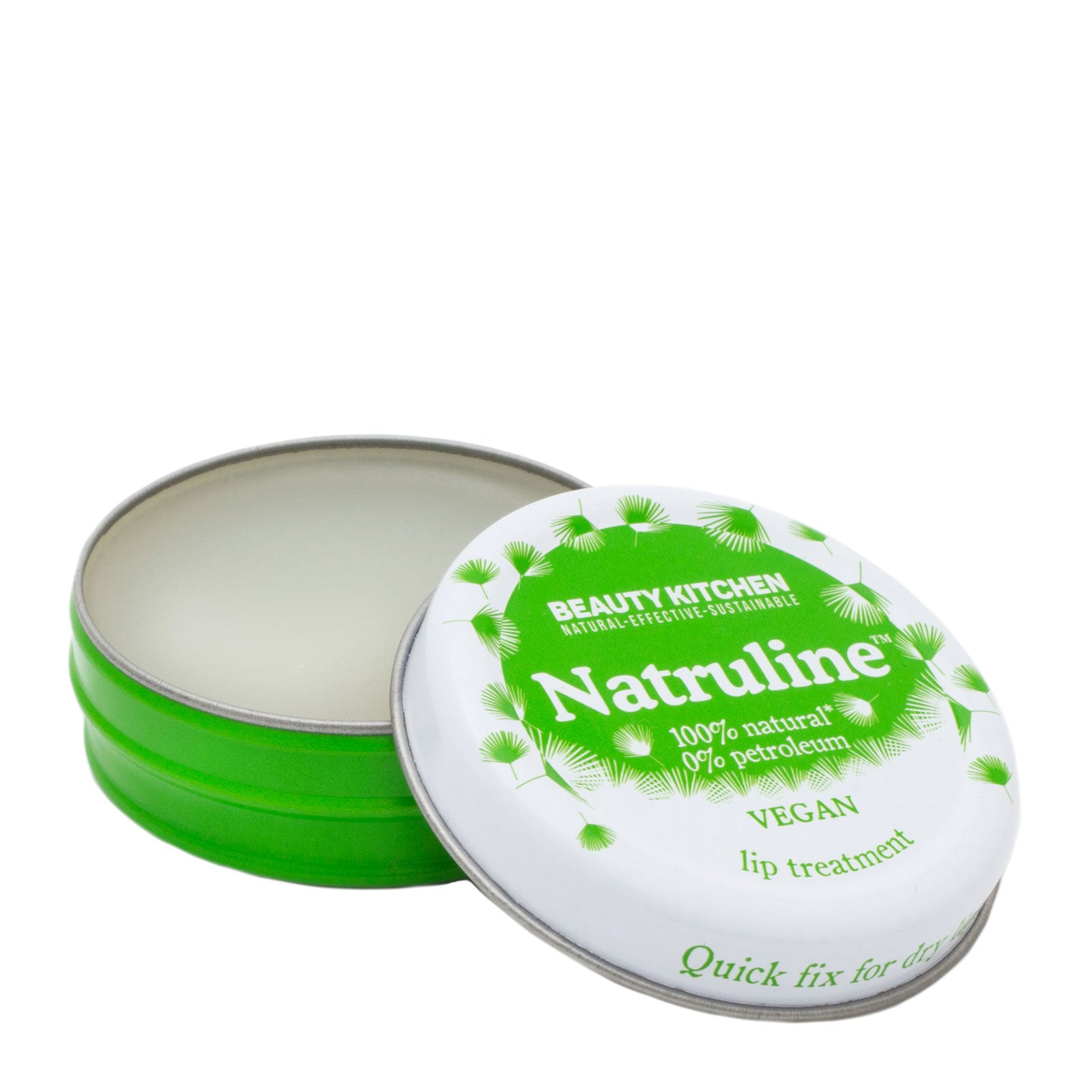 Beauty Kitchen Natruline Vegan Lip Treatment Duo Pack