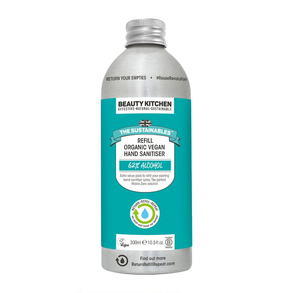 Beauty Kitchen Organic Vegan Hand Sanitiser 300ml