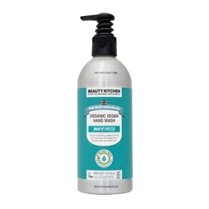 Beauty Kitchen The Sustainables Minty Fresh Organic Vegan Hand Wash 300ml
