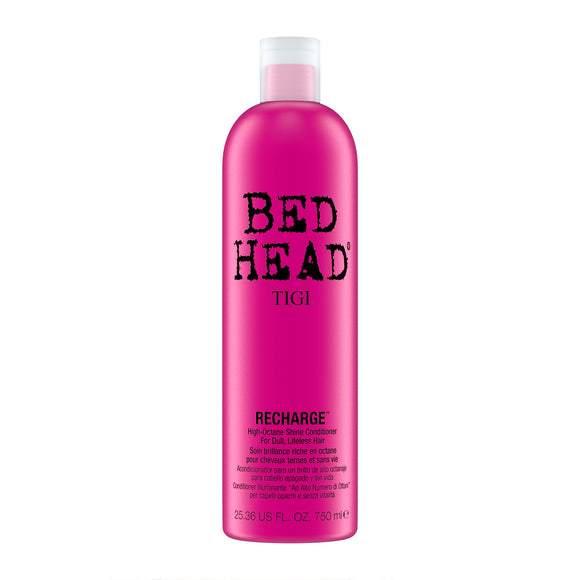 Bed Head by Tigi Recharge Shine Conditioner for Shiny Hair 750ml