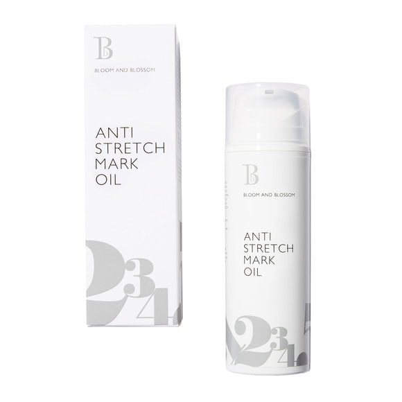 Bloom and Blossom Anti Stretch Mark Oil 150ml