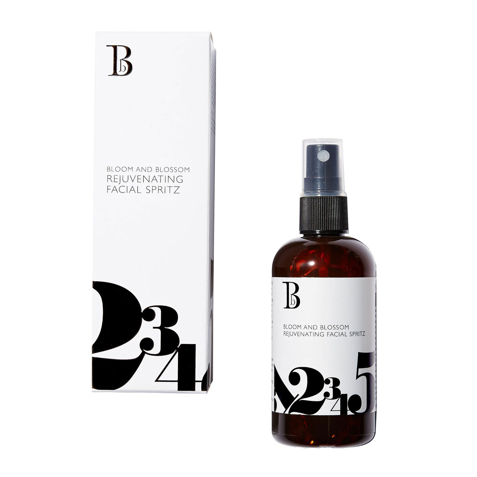 Bloom and Blossom Rejuvenating Facial Spritz 100ml
