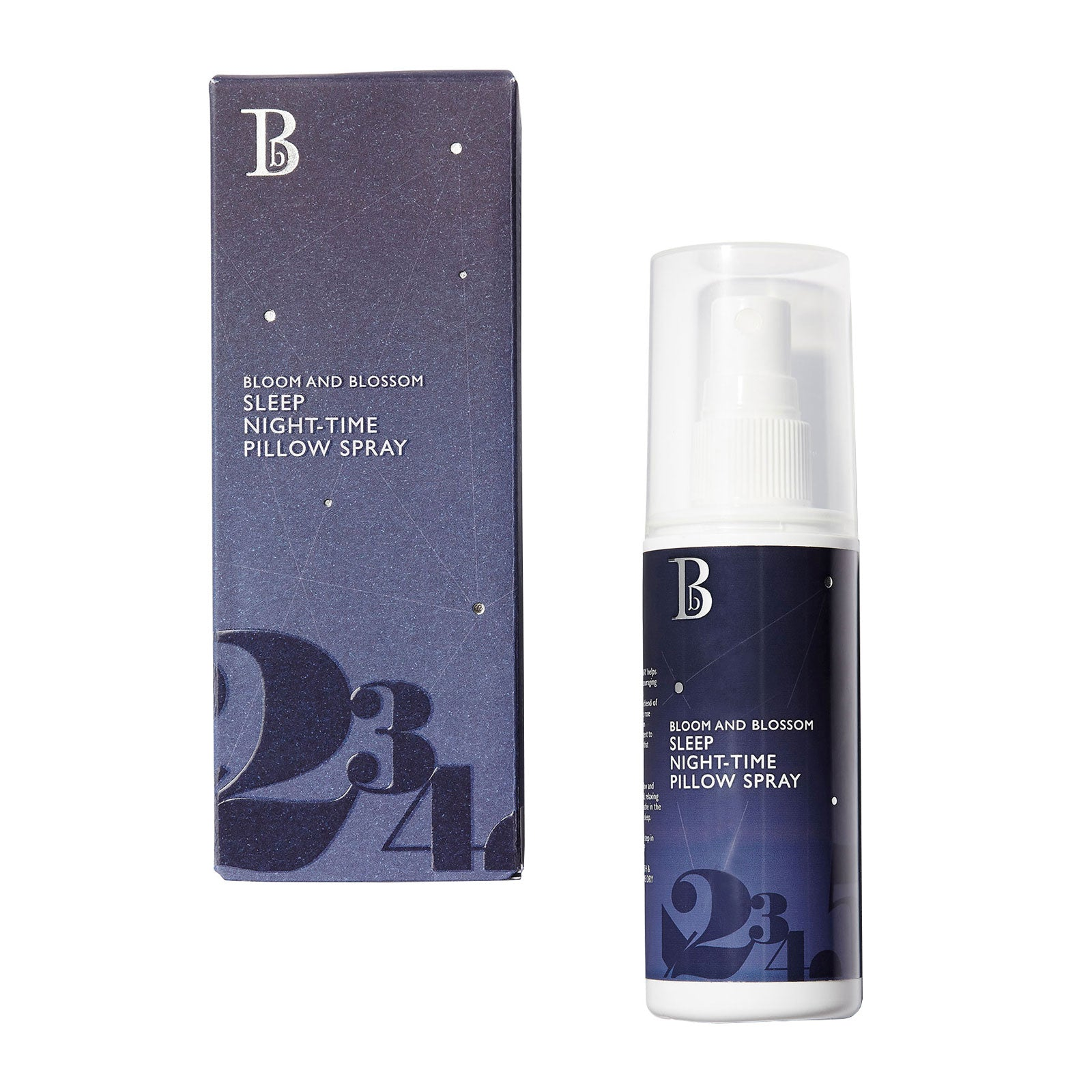 Bloom and Blossom Sleep Night-Time Pillow Spray 75ml
