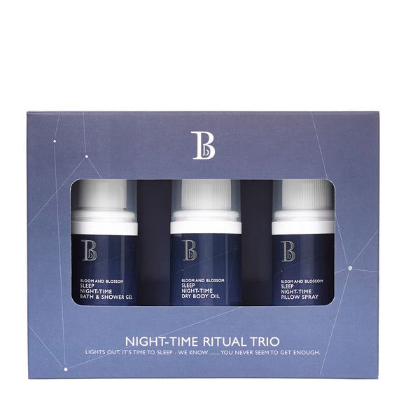 Bloom and Blossom Sleep Night-Time Ritual Trio