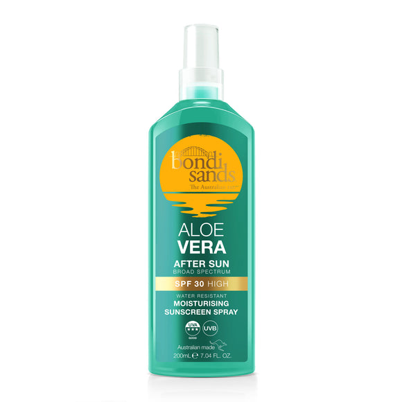 Bondi Sands Aloe Vera After Sun Lotion Spray SPF30 200ml
