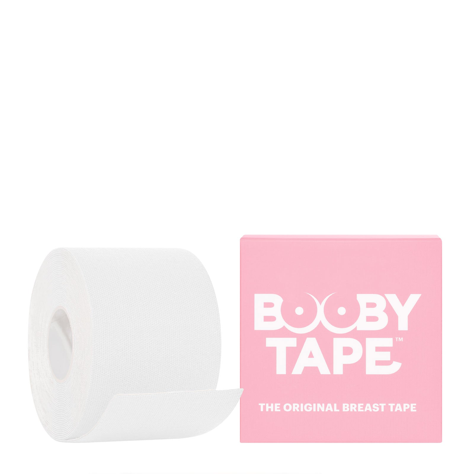 Booby Tape White 5m Roll