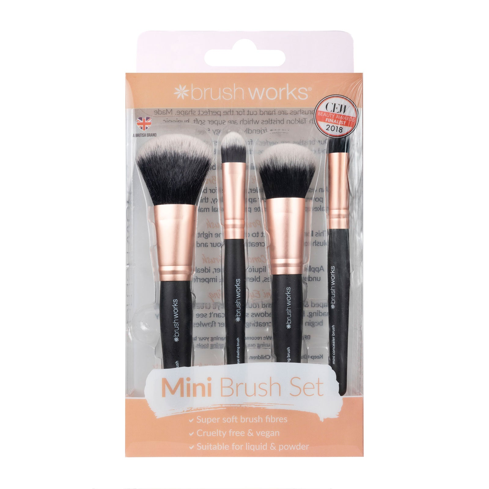 Brushworks Mini Set
