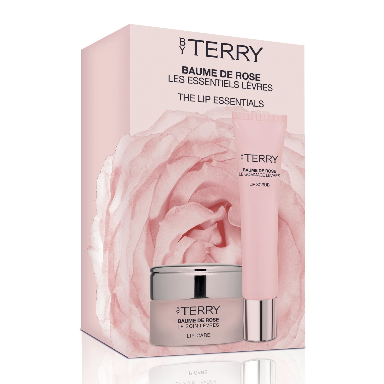 BY TERRY Baume de Rose Lip Essentials Set