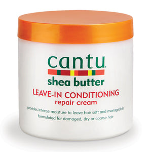Cantu Shea Butter Leave in Conditioning Repair Cream 709g