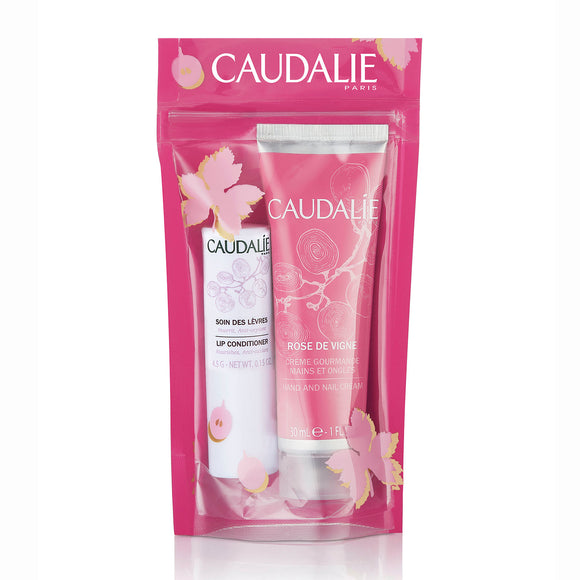 Caudalie Rose de Vigne Lip and Hand Duo
