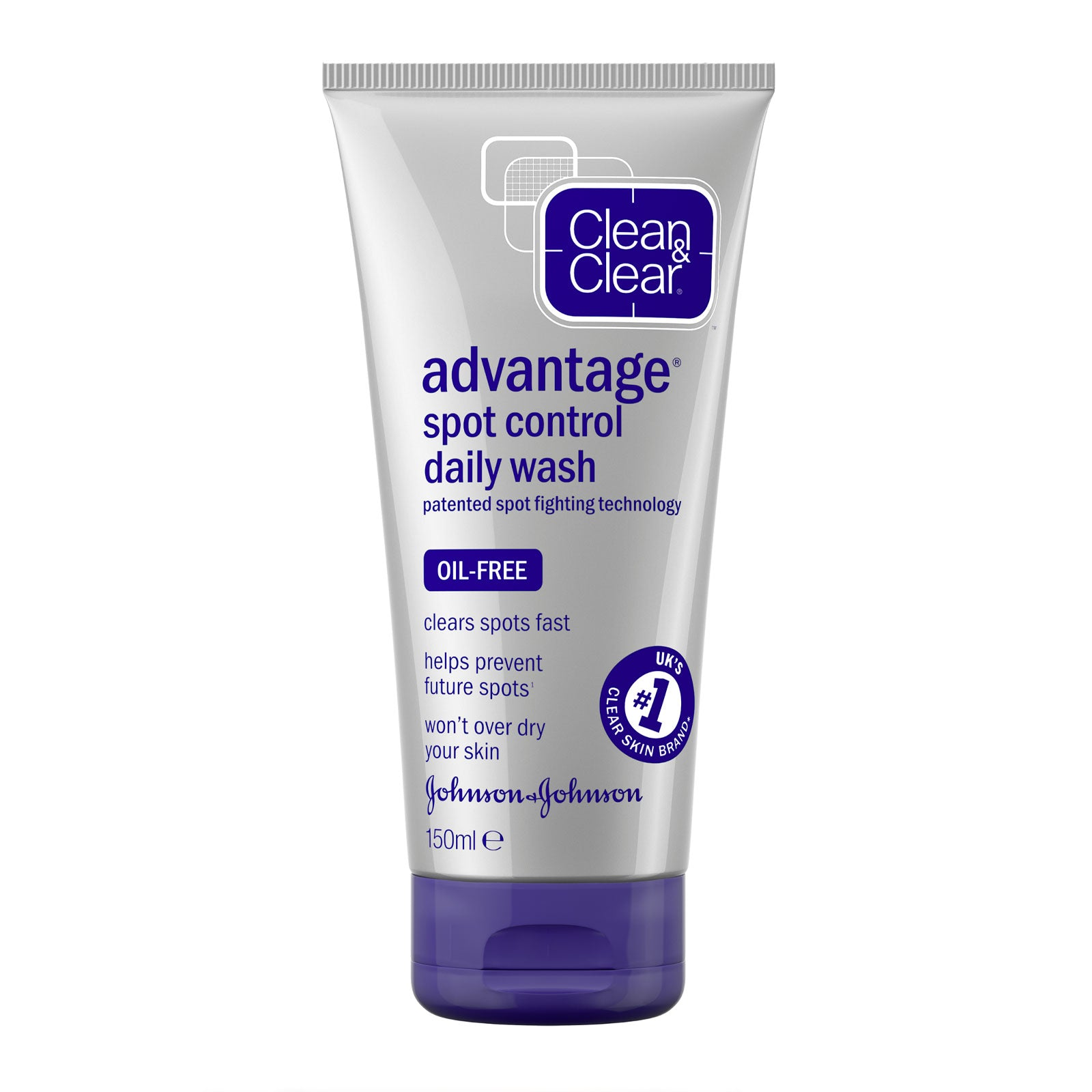 Clean & Clear Advantage Daily Wash 150ml