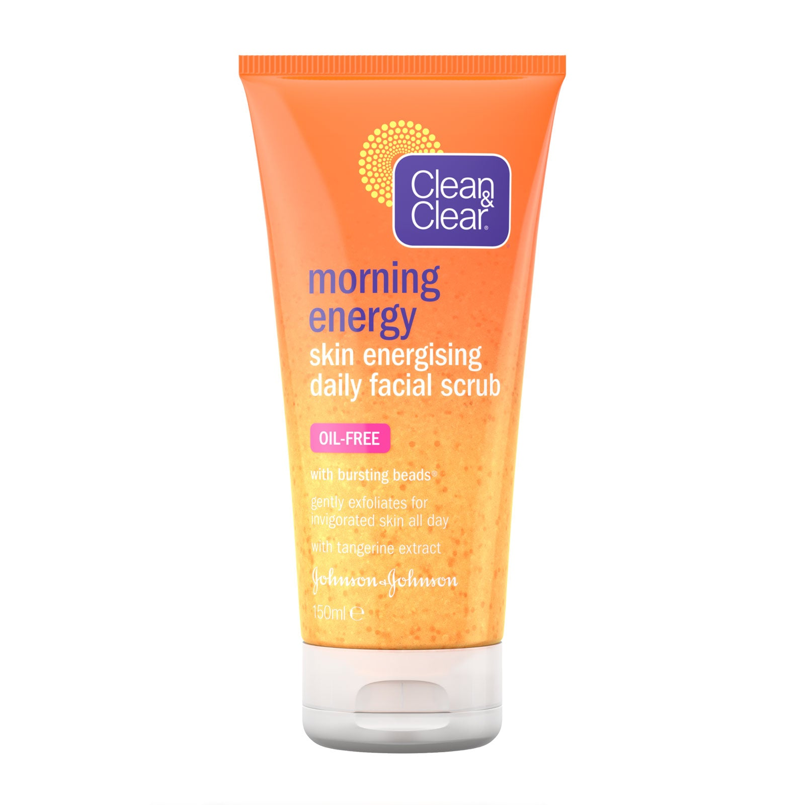 Clean & Clear Morning Energy Energising Scrub 150ml