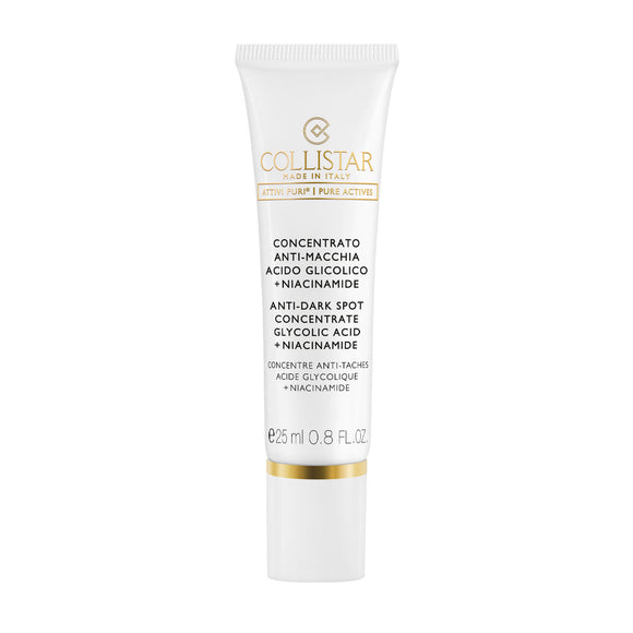 COLLISTAR Glycolic Acid + Niacinamide Anti-Dark Spot Concentrate 25ml