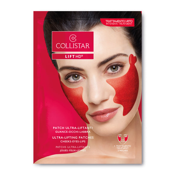 COLLISTAR Ultra-Lifting Patches for Cheeks, Eyes & Lips x 2 Patches