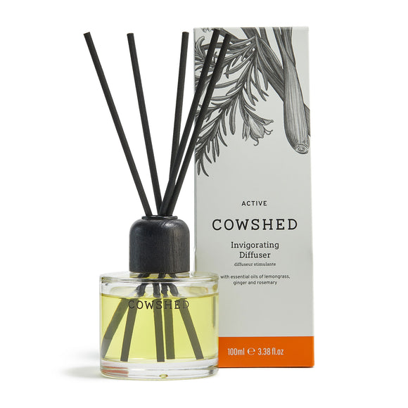 Cowshed Active Invigorating Diffuser 100ml