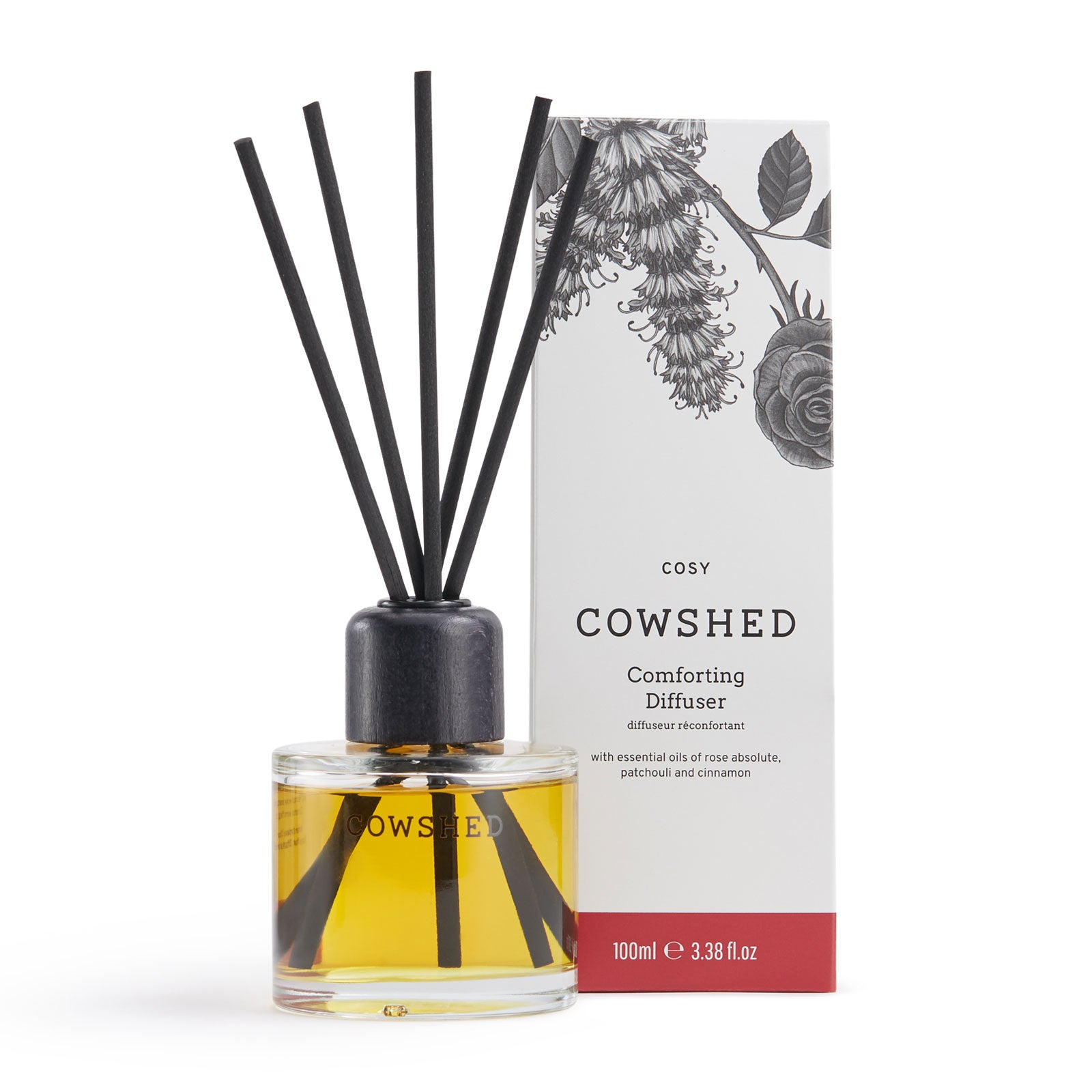 Cowshed Cosy Comforting Diffuser 100ml