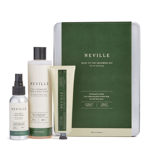 Cowshed Neville Head-To-Toe Grooming Kit