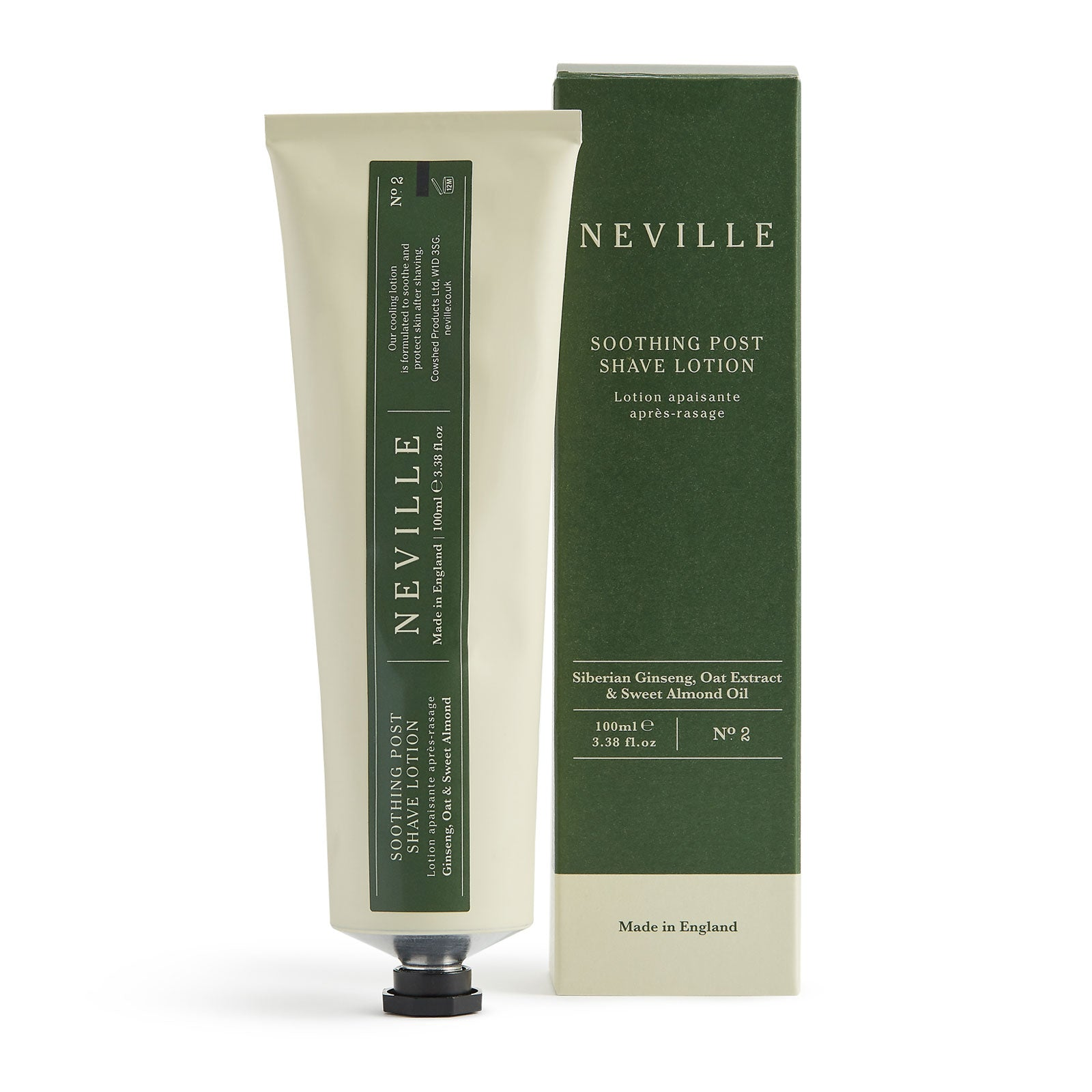 Cowshed Neville Soothing Post Shave Lotion 100ml
