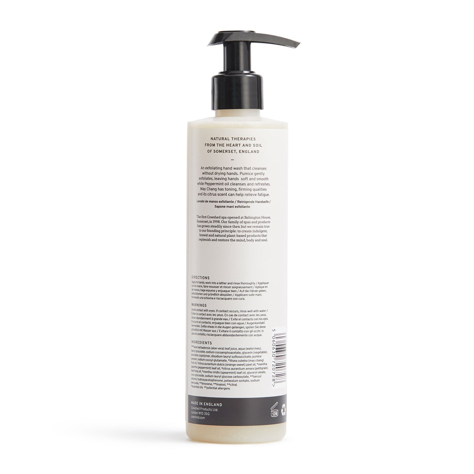 Cowshed Restore Exfoliating Hand Wash 300ml