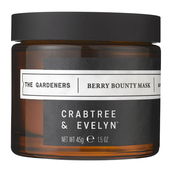 CRABTREE & EVELYN The Gardeners Berry Bounty Mask 45g