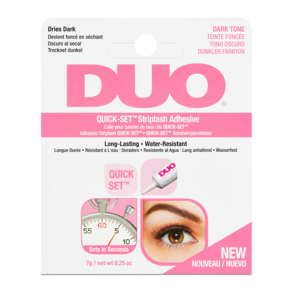 Duo Quick Set Dark 7g