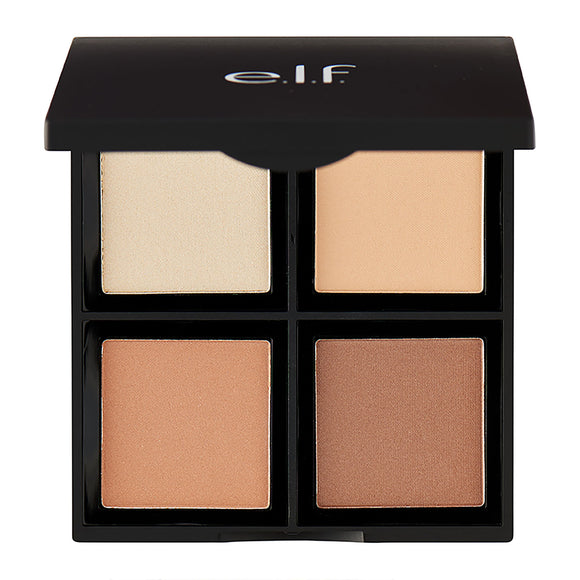 e.l.f. Contour Palette Light/Medium 13.6g