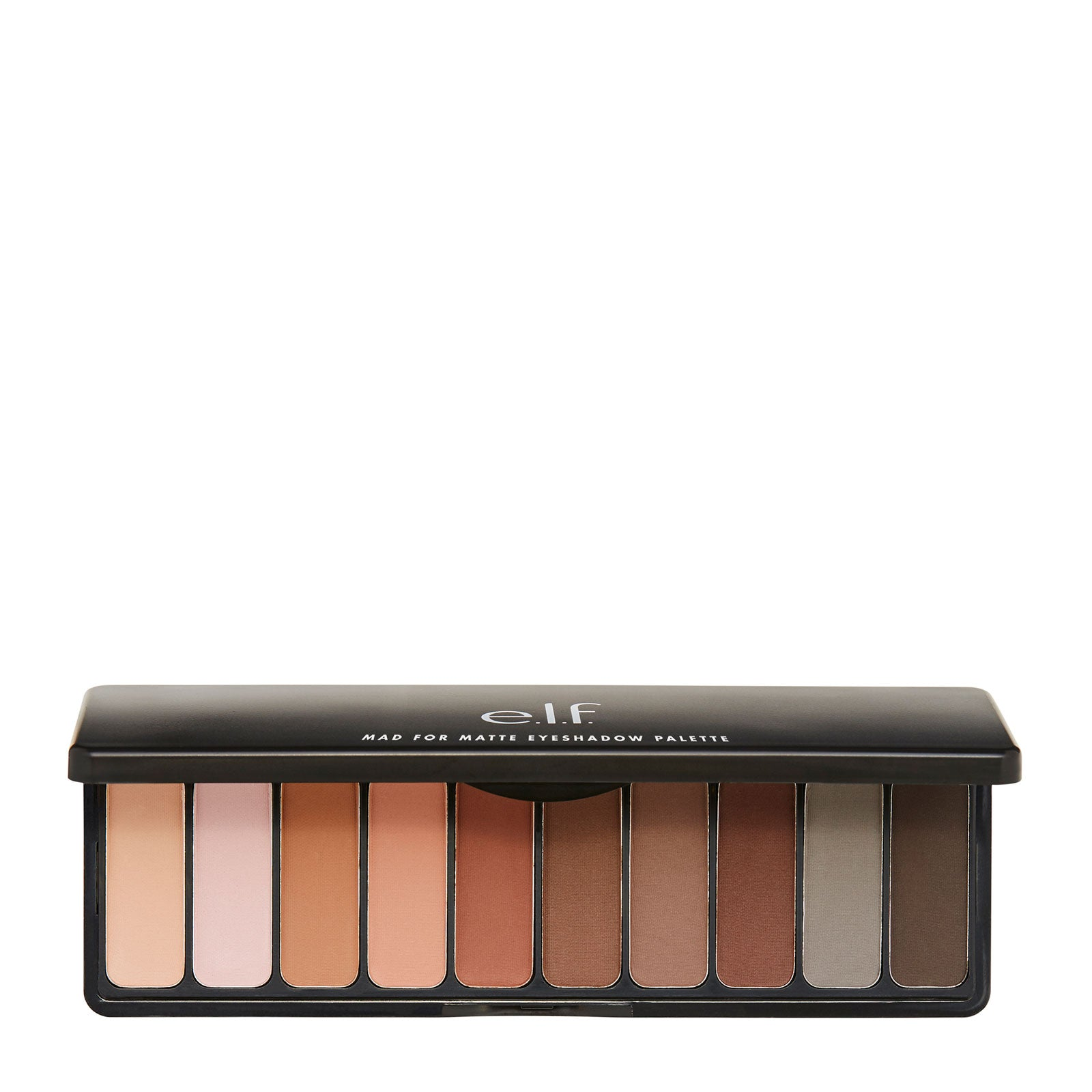 e.l.f. Mad for Matte Eyeshadow Palette - Nude Mood 14g