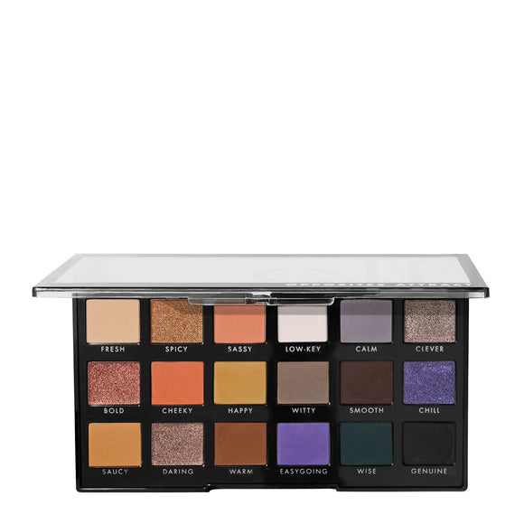 e.l.f. Eyeshadow Palette Opposites Attract 17.5g