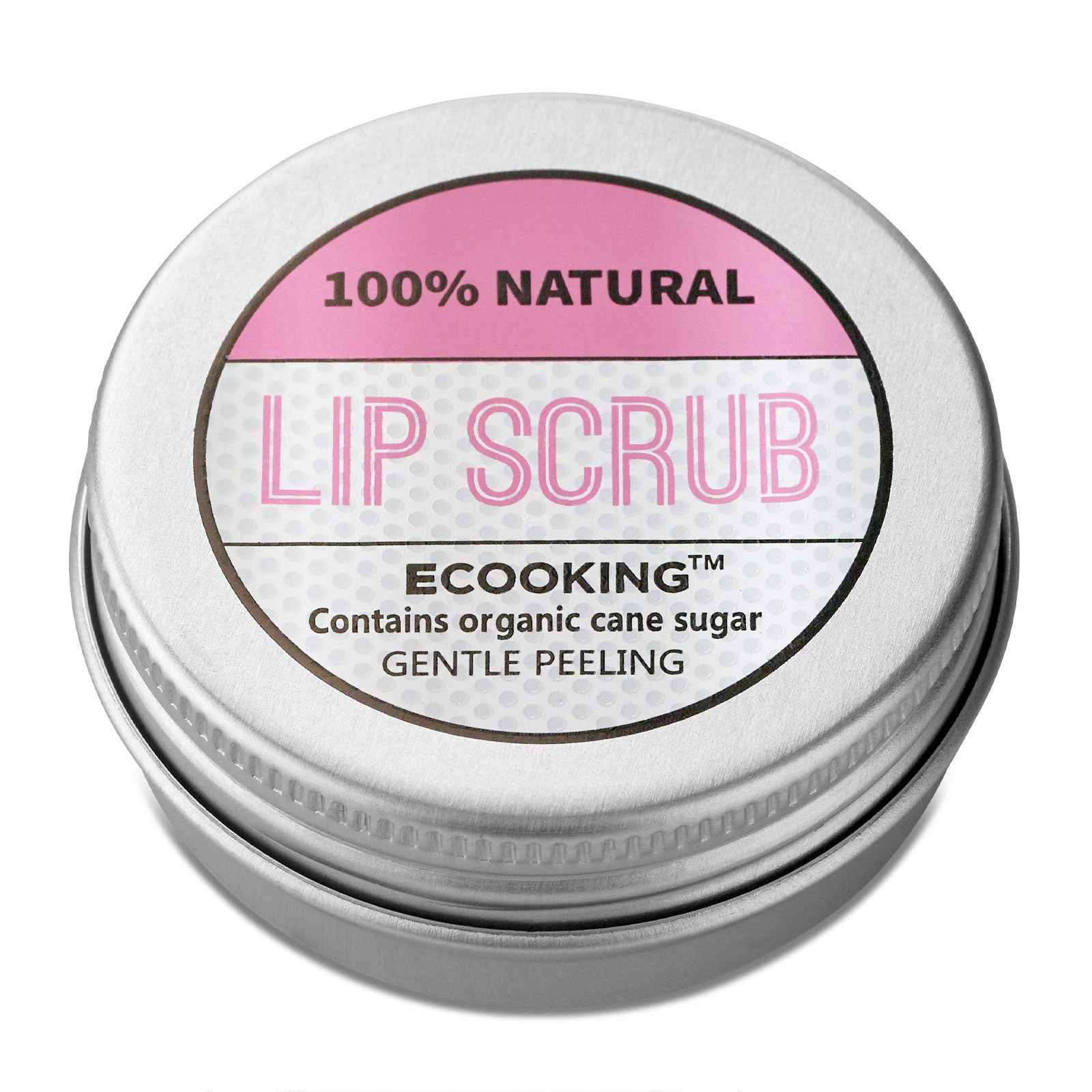 Ecooking™ Lip Scrub 30ml