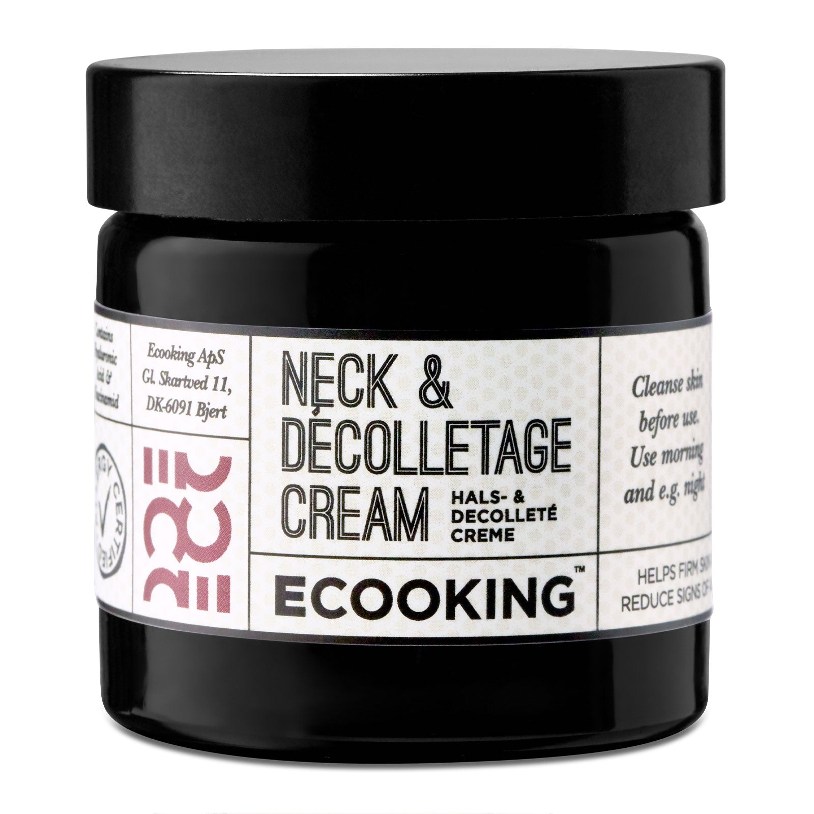 Ecooking™ Neck & Décolletage Cream 50ml