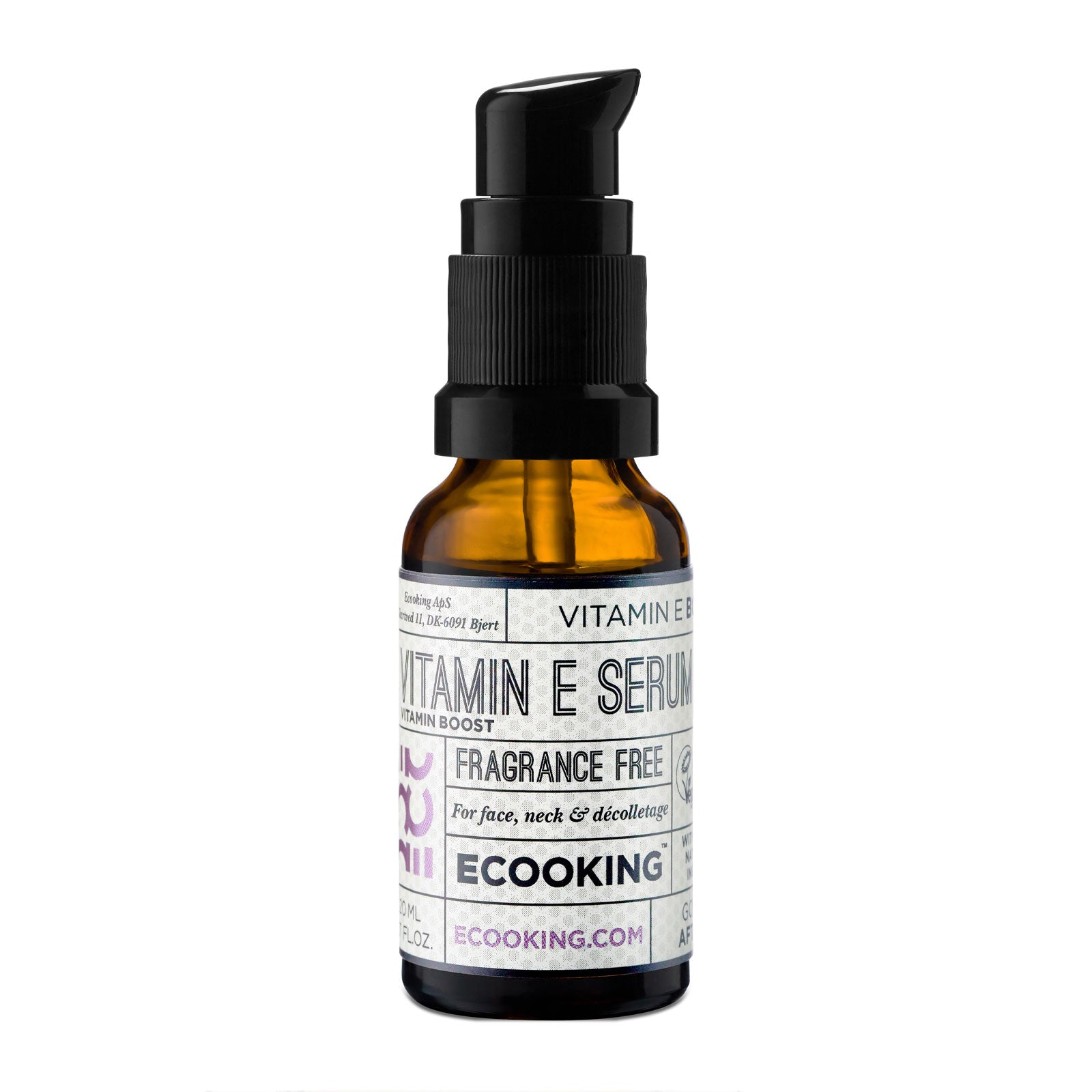Ecooking™ Vitamin E Serum 20ml