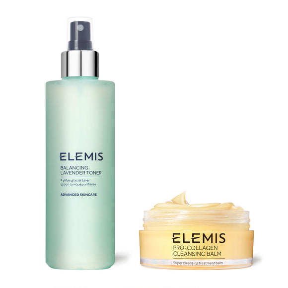 ELEMIS Cleanser & Toner Balancing Duo - Feelunique Exclusive