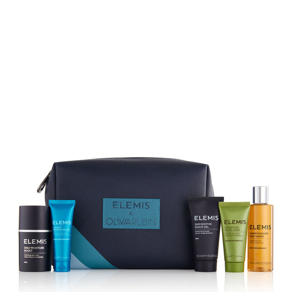 ELEMIS Olivia Rubin Travel Collection for Him - Limited Edition