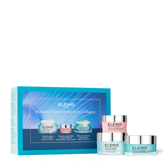 ELEMIS Pro-Collagen Marine Moisture Essentials